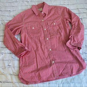 Current/Elliot Button Up Shirt